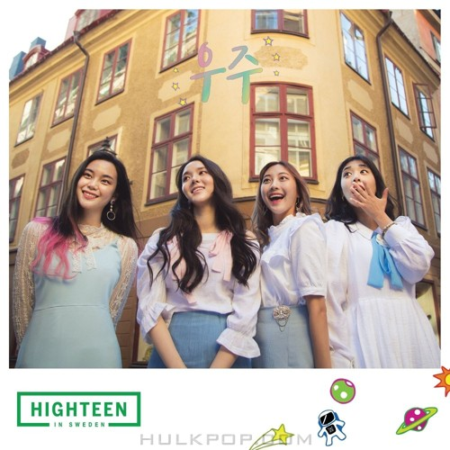HIGHTEEN – WouldYou – Single