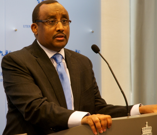 Somalia National Security Chief killed