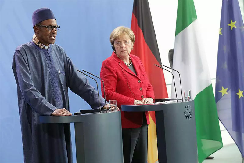 I will rescue more Chibok girls - Buhari says in Germany