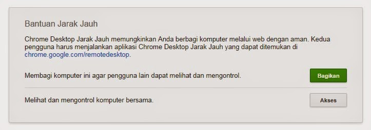 izor note's - remote desktop dengan android