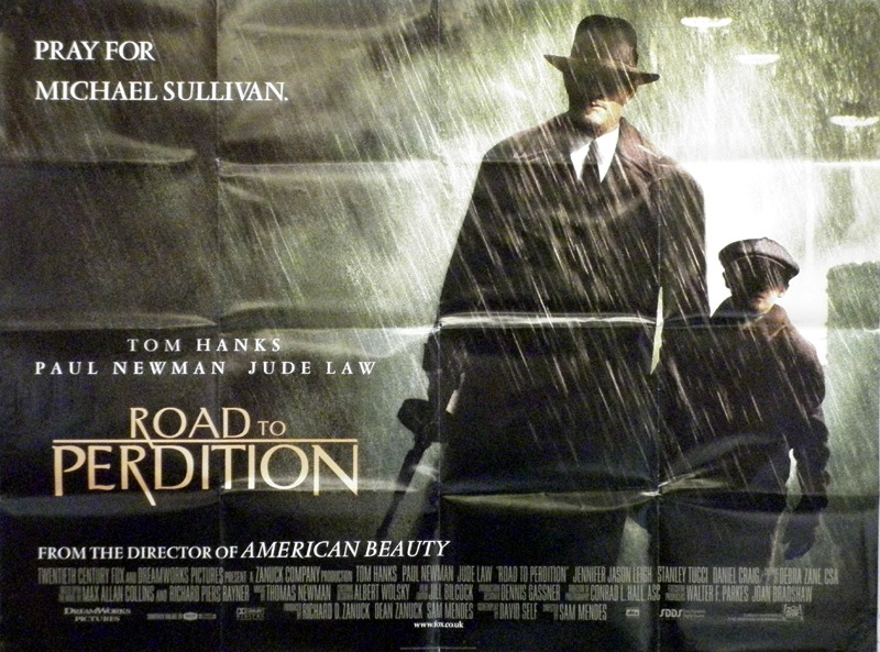 road to perdition summary respnse essay Essay 2 - the tradition of the road movie if you know how to read literature like a professor (google that) then you know that every trip is a quest that usually results in the characters learning something about themselves.