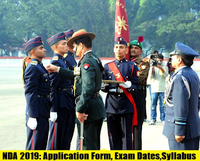 NDA 1 & 2 2019: Application Form, Exam Dates, Eligibility, Syllabus, Clear Exam