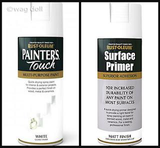 rustoleum spray paint cans