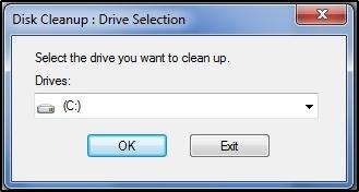 Drive select kare
