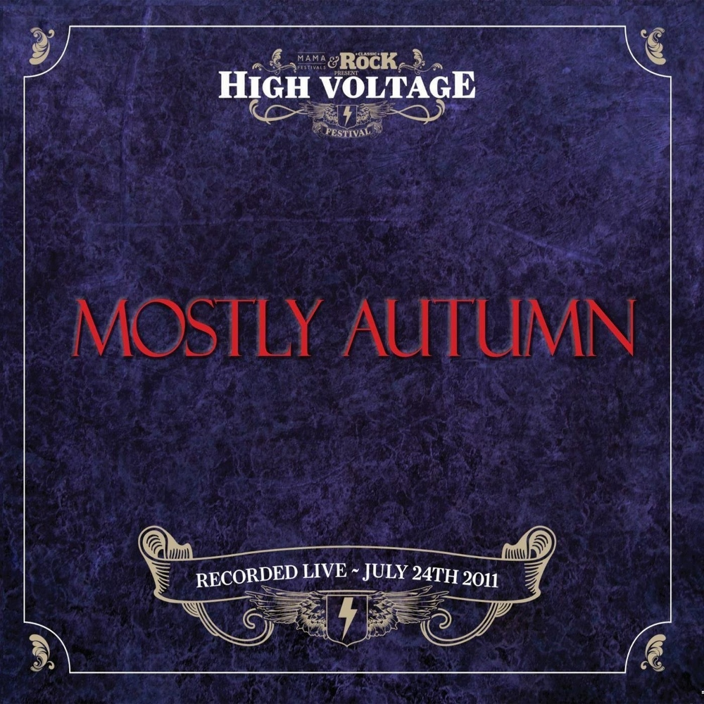 Mostly Autumn - That Night In Leamington