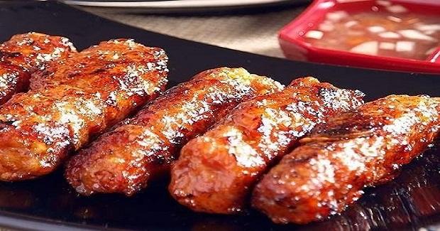 Skinless Pork Longanisa Recipe