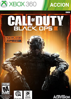 call of duty black ops3| xbox 360