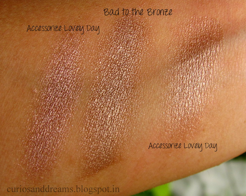 Maybelline Color Tattoo Bad to the Bronze Review