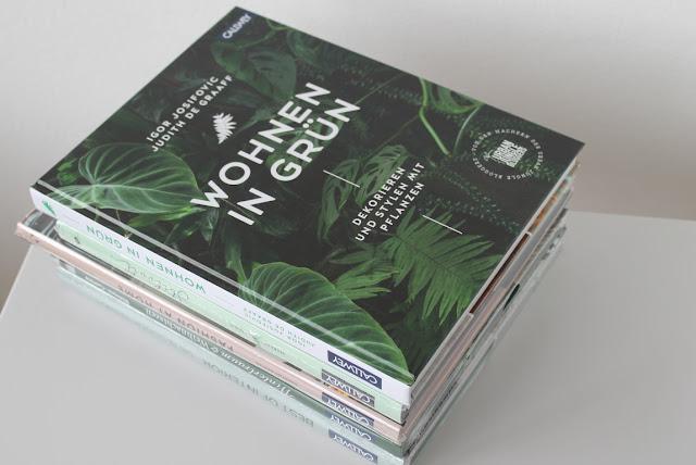 Neue Buecher Herbst Callwey Verlag Wohnen in gruen