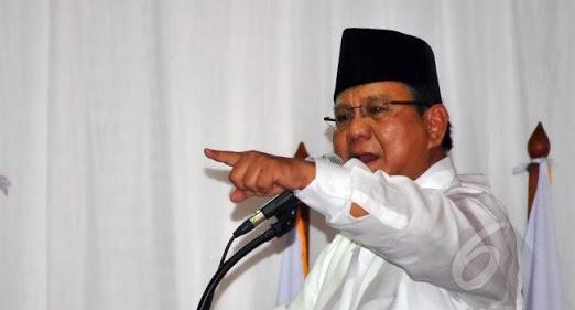 Kasar Banget, Prabowo Ngamuk Maki Maki Pemilik Jakarta Post