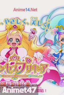 Go! Princess Precure - Go! Princess Precure 2015 2015 Poster