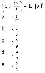 Soal Kemampuan Numerik