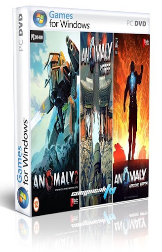 Anomaly Collection PC Full Español