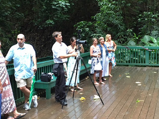 Larry LaSota Kauai Wedding Ceremonies Fern Grotto
