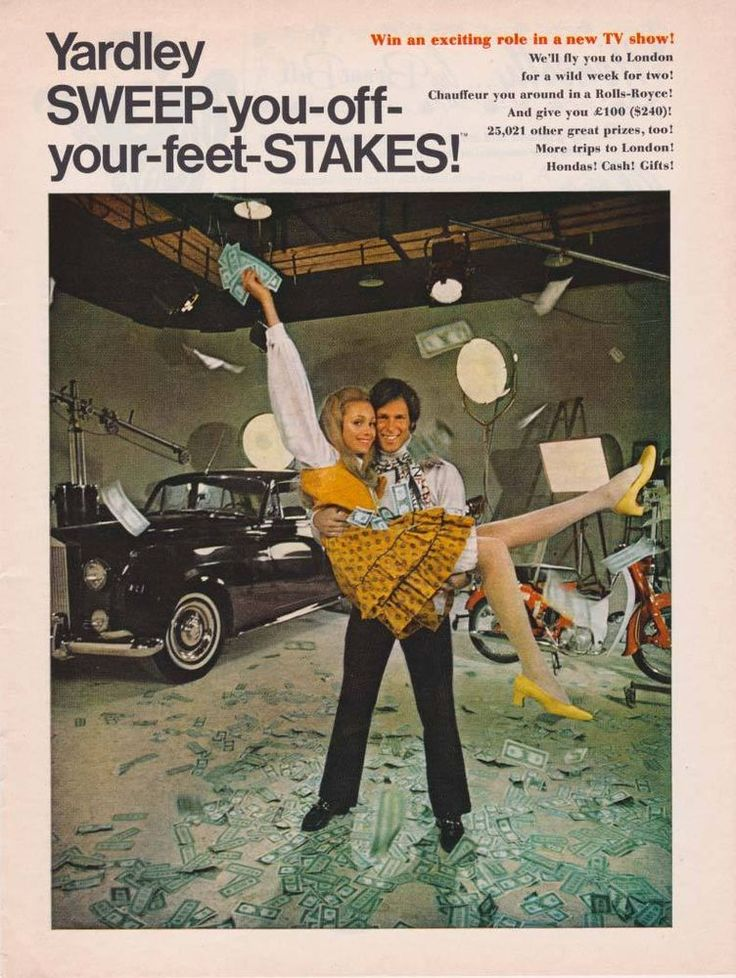 No Purchase Necessary: When Sweepstakes Were Groovy - Go Retro!