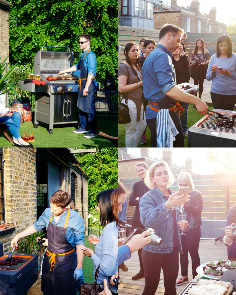 John Lewis BBQ Master Class at Brunswick Studio London Jagrutis Cooking Odyssey