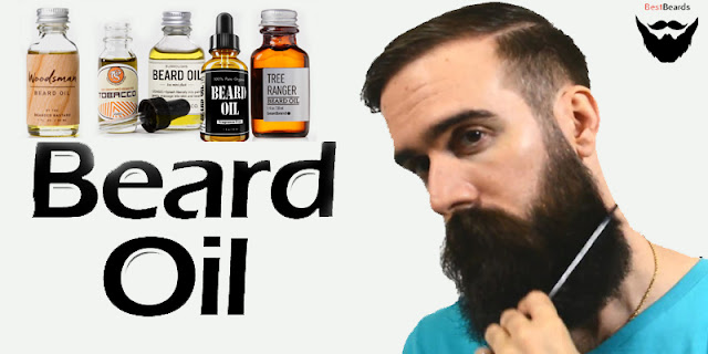 Beard Oil For Growth