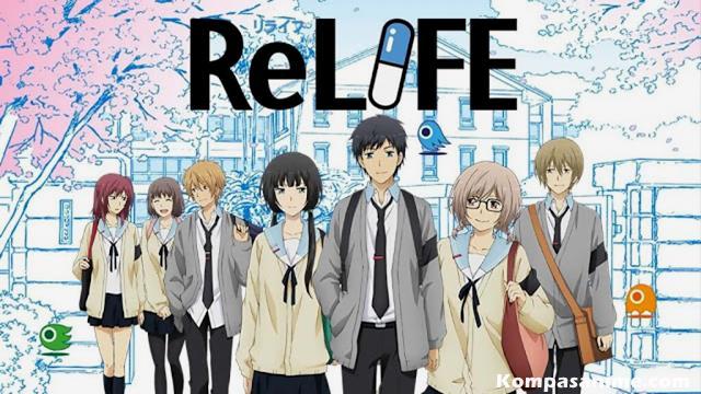 anime school comedy romance terbaik dan terpopuler sepanjang summer 2016