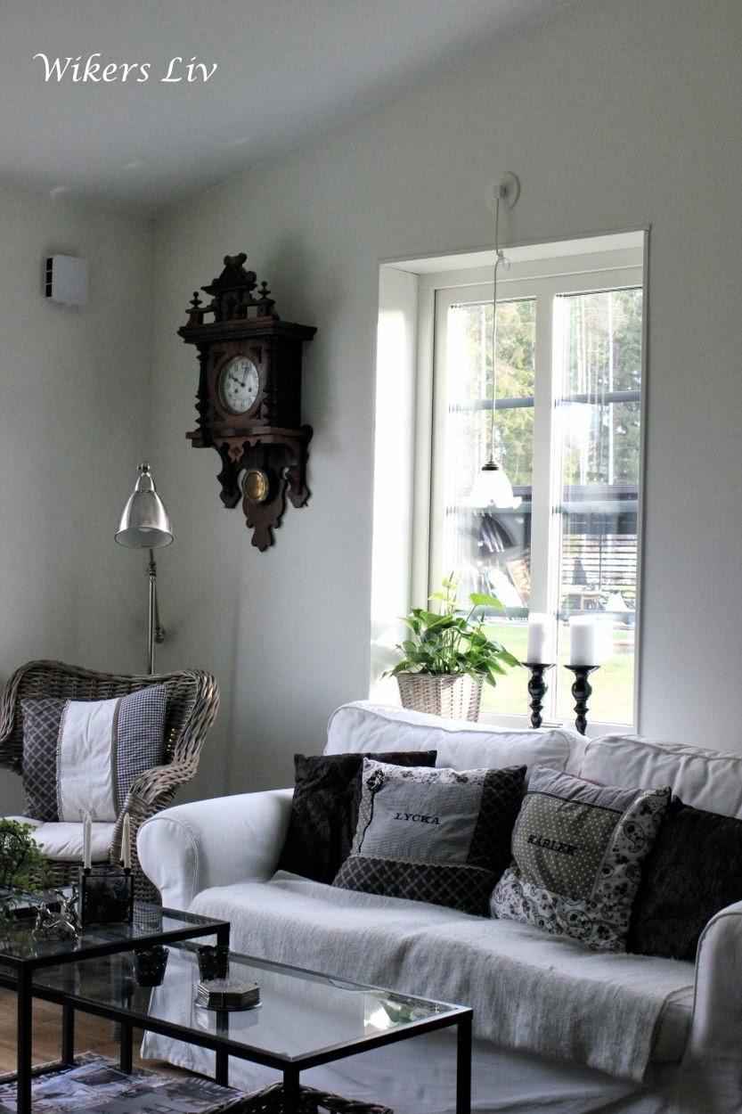 Wikers liv: Hemma i vardagsrummet