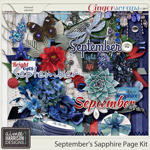 September's Sapphire