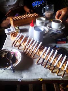 5000 Gambar Batik Rokok Kopi Lelet  Terbaru