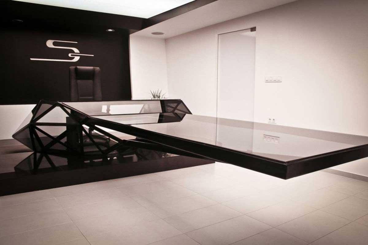 Elegant CEO Office Design - Bellisima