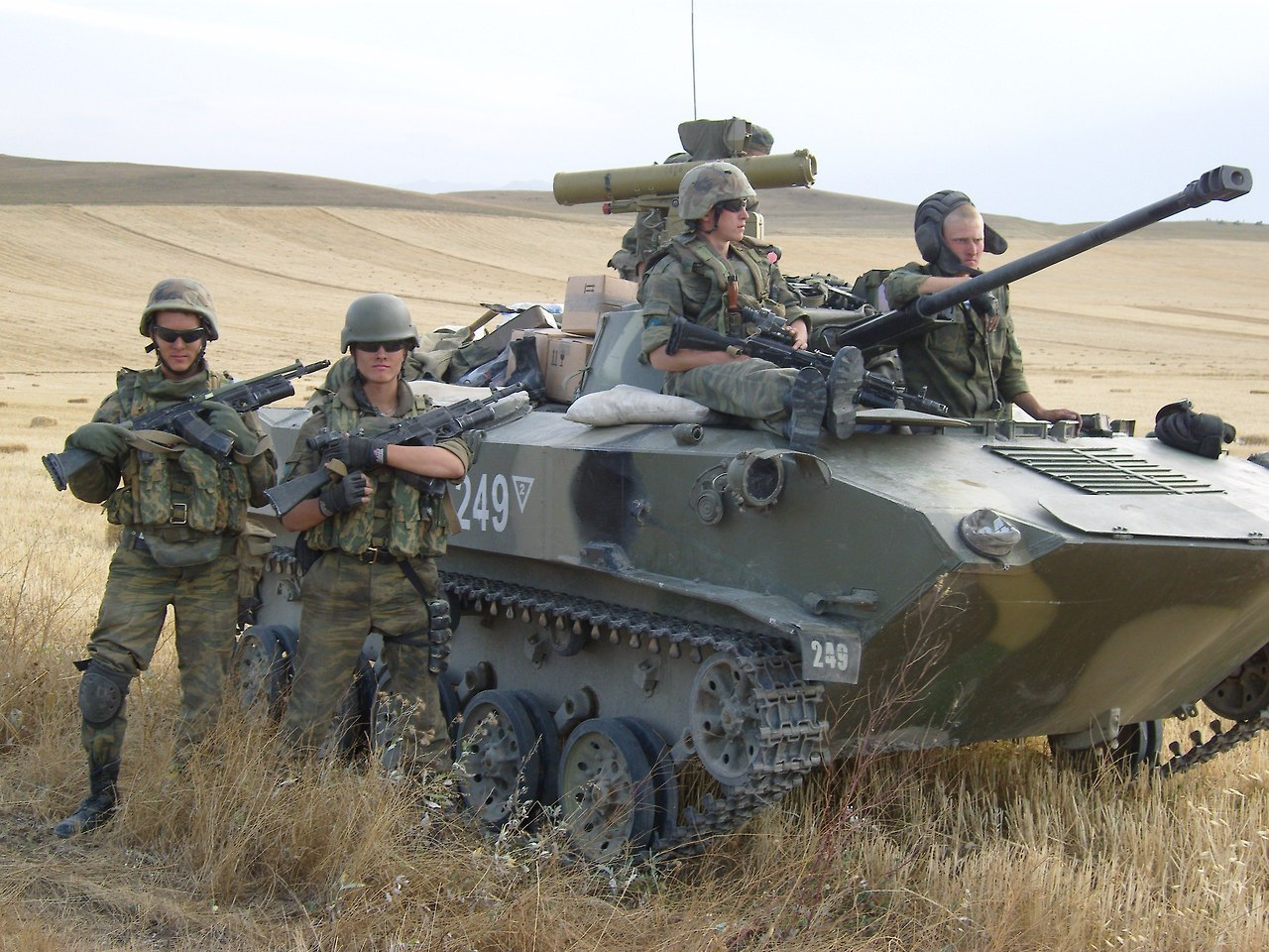 Фото накачанного десантника