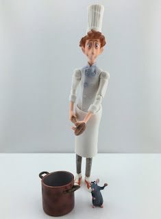 pixar ratatouille disney store figures 2007 linguini