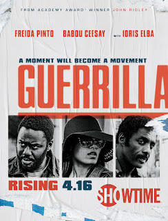 Guerrilla 2017 Miniseries Poster