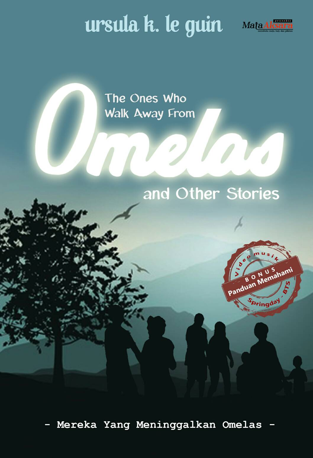 who walks away from omelas Le guin's a wizard of earthsea and the ones who walk away from omelas are just two examples of her prolific and influential writing career in fantasy and science fiction.