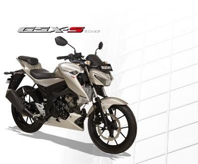 Harga Suzuki GSX S150