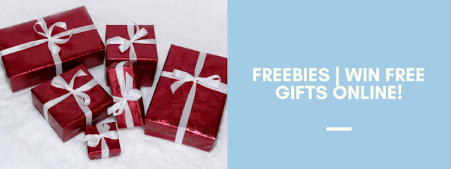 Enter To Win Today's Freebies And Giveaway Offers