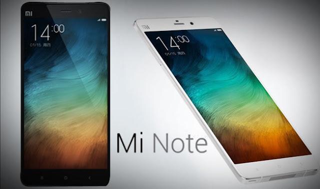 Harga Xiaomi Mi Note Terbaru