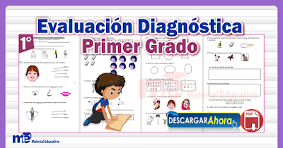Evaluación Diagnóstica Primer Grado Primaria
