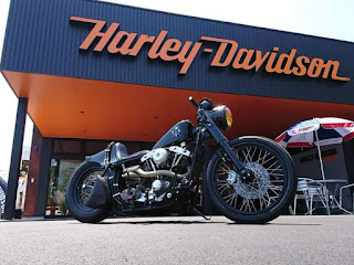 Harley Davidson Mie Tsu