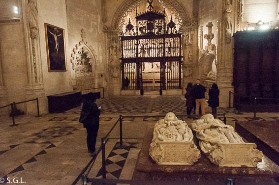La capilla de los condestables en la catedral de Burgos