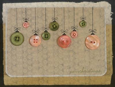 Cartões de Natal  - DIY
