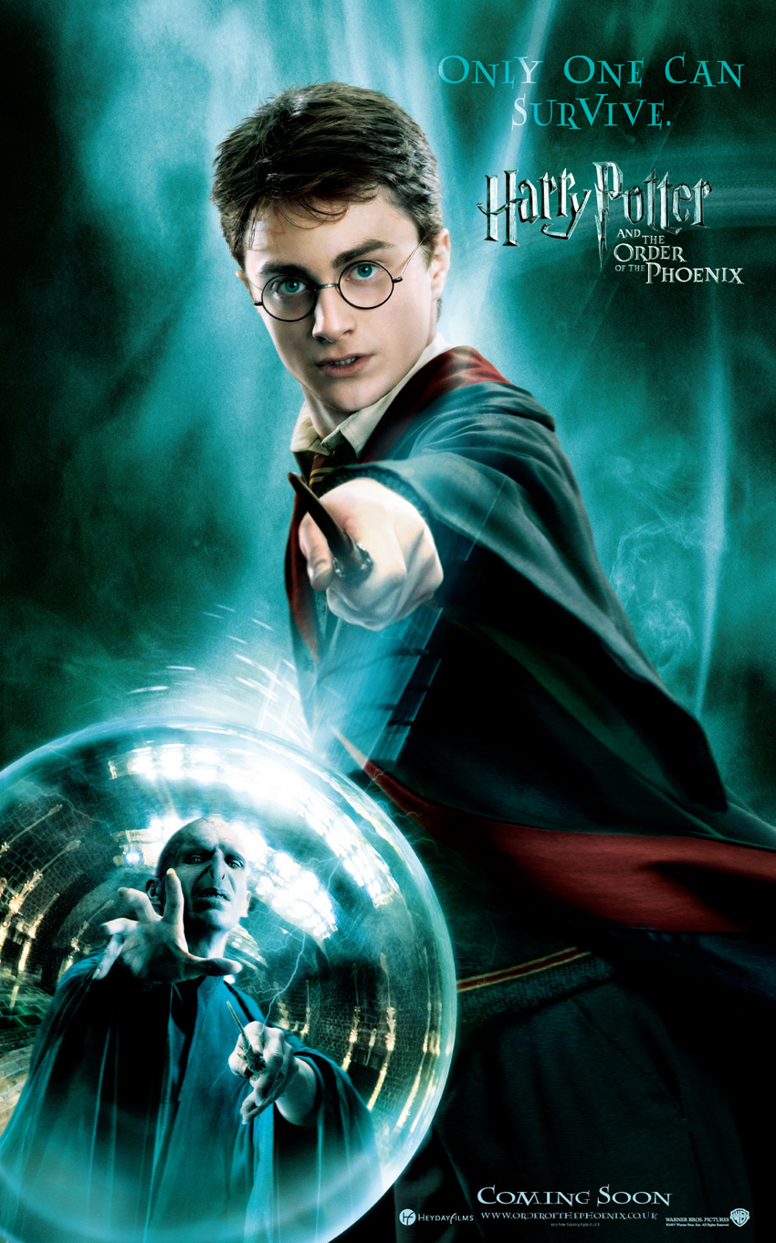 Harry Potter and the Order of the Phoenix  Movies Maniac