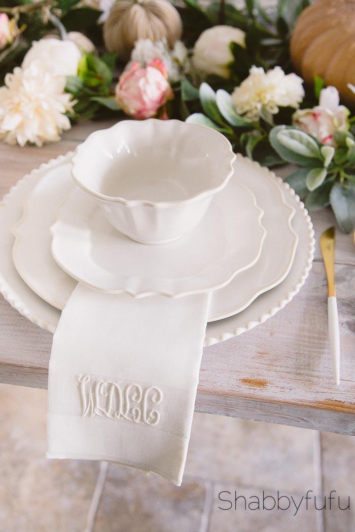 Wedding Flowers On A Budget 18 Unique amara living dinnerware shabbyfufu
