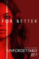 Unforgettable (2017) Poster Rosario Dawson