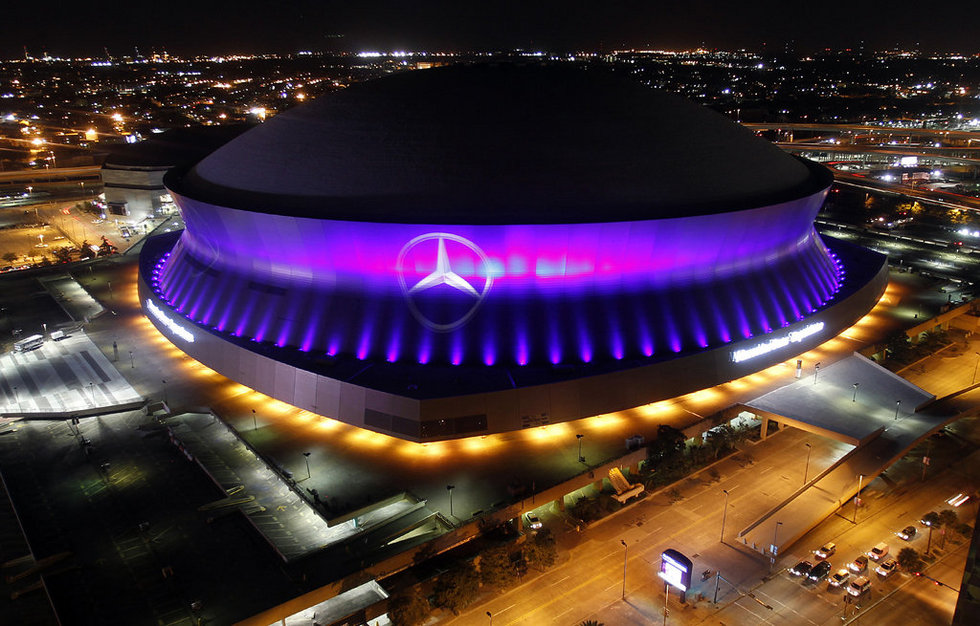 Simple solutions for planet earth and humanity usa 39 s for Mercedes benz superdome wrestlemania 30