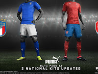 PES 2018 Data Pack 3.0 + Patch 1.04 FIX