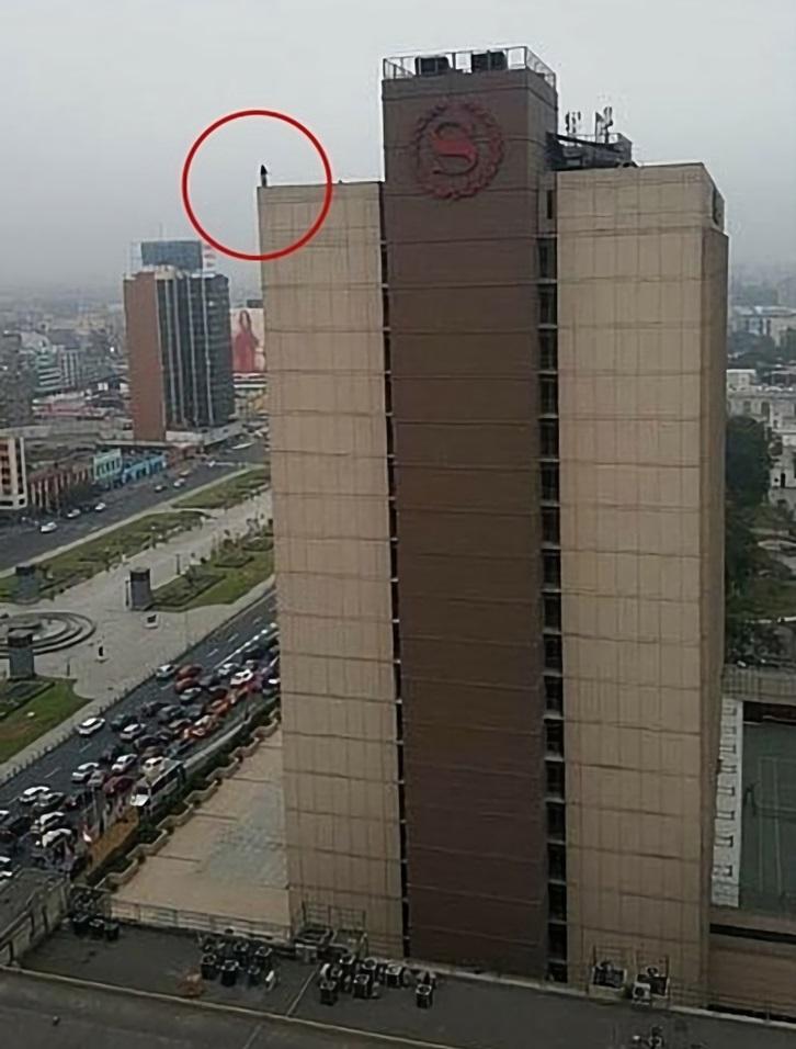 Video Viral Seorang Gadis 17 Tahun Bunuh Diri Lompat Dari Gedung Hotel Sheraton Lima Peru