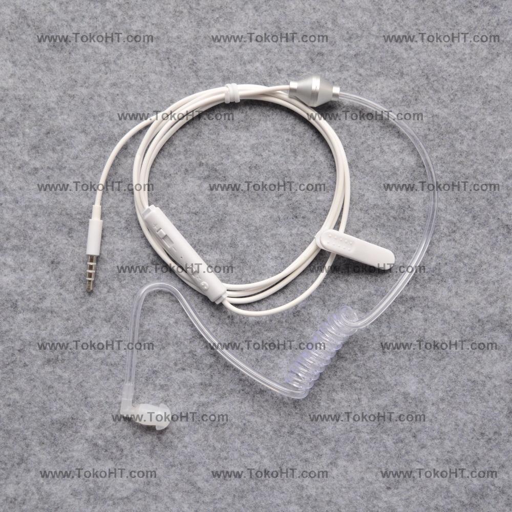 handsfree headset detektif fbi paspampres untuk hp