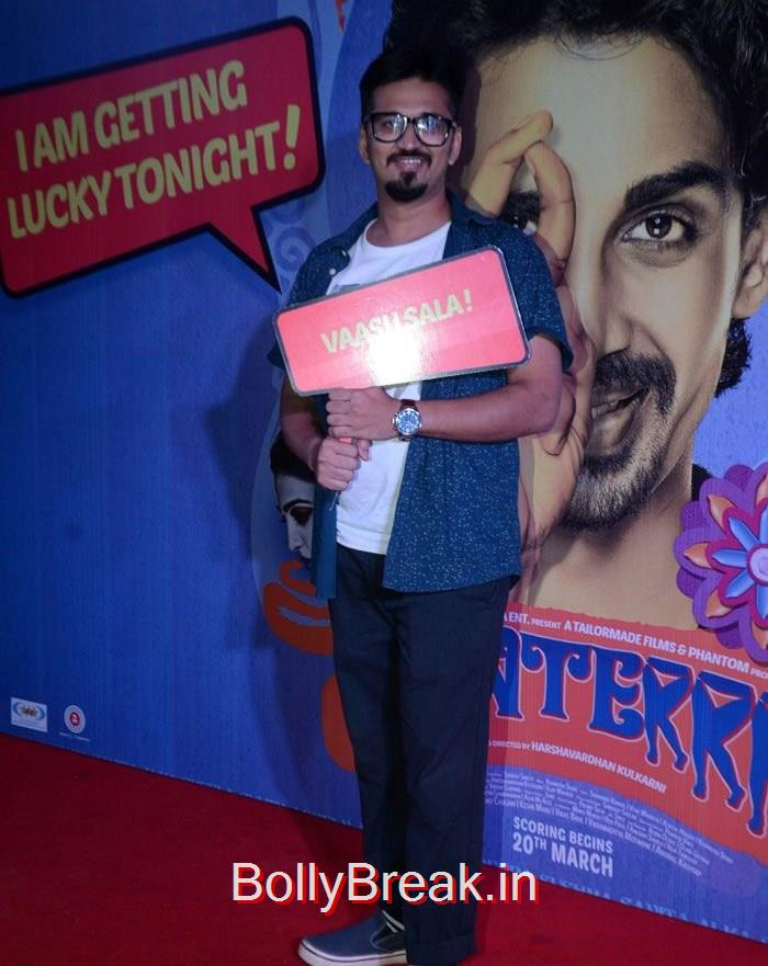 Celebs at 'Hunterrr' Premiere, Ragini Khanna, Radhika Apte Hunterr Movie Premiere Pics