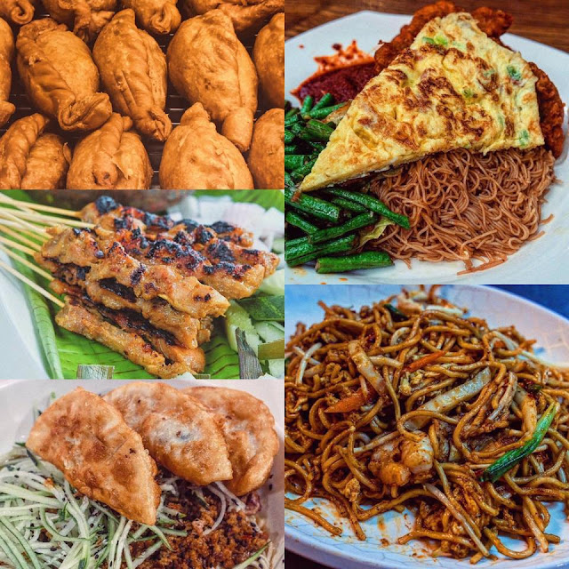 Singapore Local Food Scene