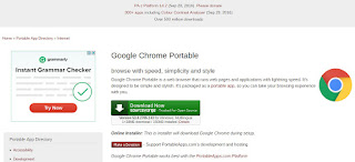 Chrome 64bit portable