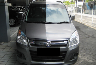 Eksterior Depan Suzuki Karimun Wagon R