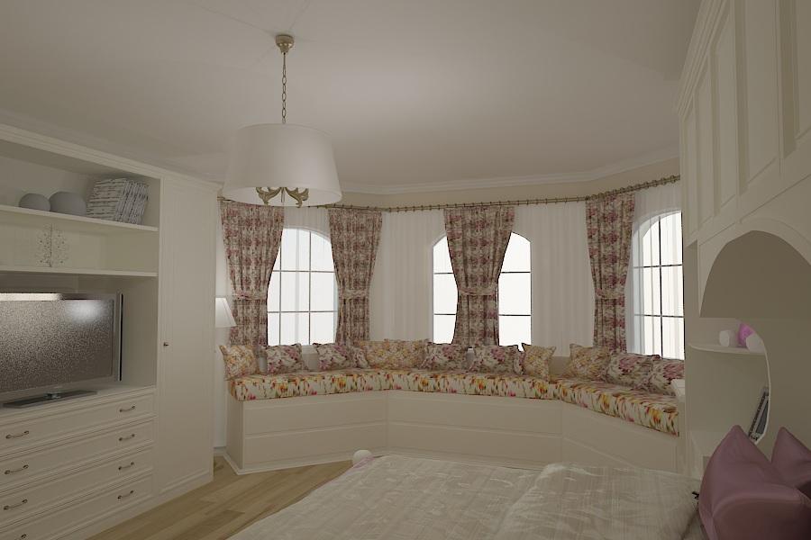 Design interior living casa stil clasic - Amenajare interioara casa cu 6 camere in Bucuresti