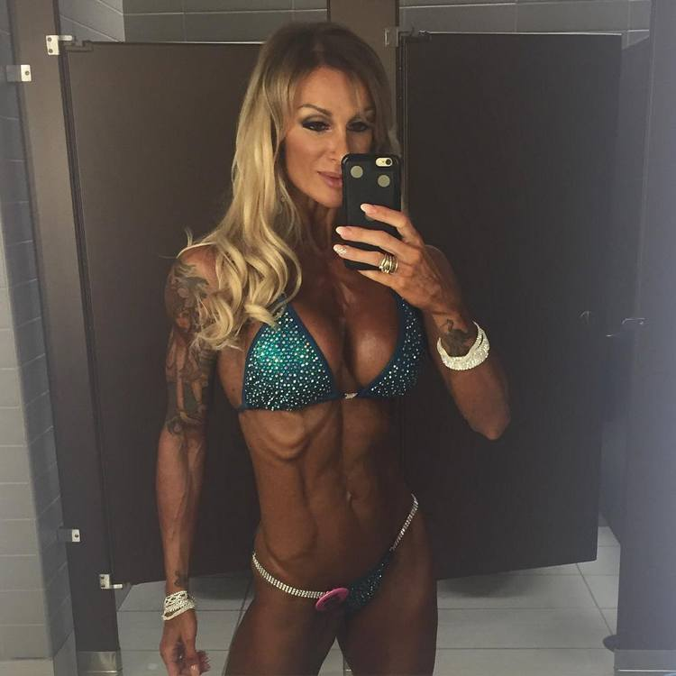 Fitness Model Mindy Harley Instagram photos